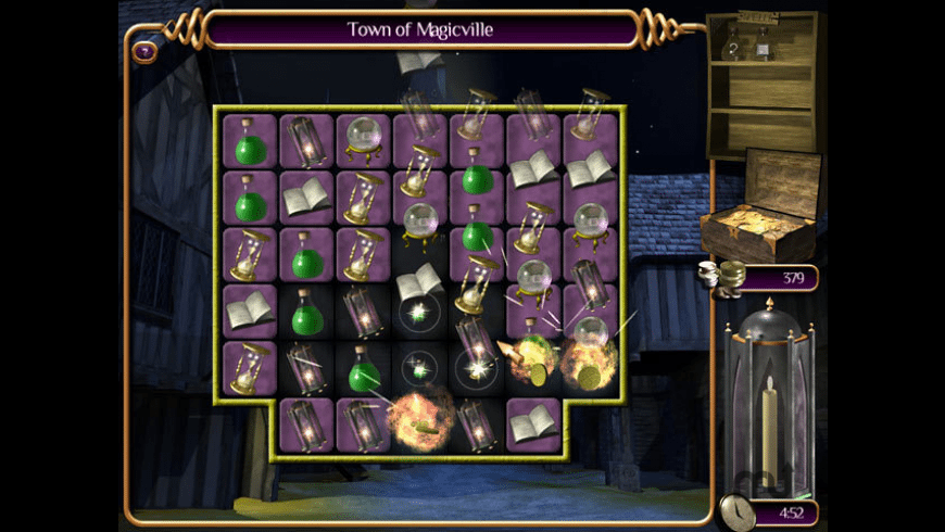 Magicville: Art of Magic for Mac - review, screenshots