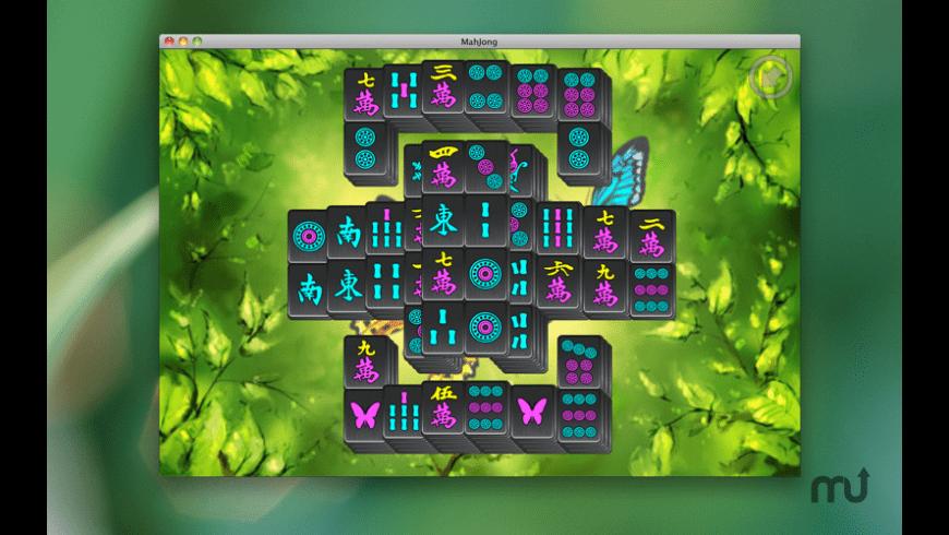 Mahjong! for Mac - review, screenshots