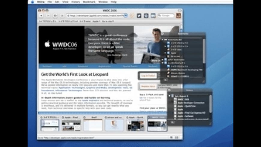 Shiira for Mac - review, screenshots