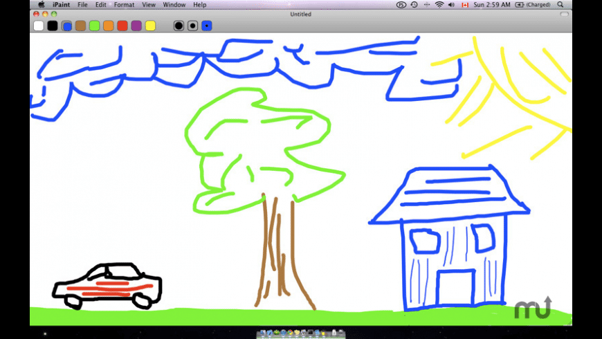 iPaint for Mac - review, screenshots