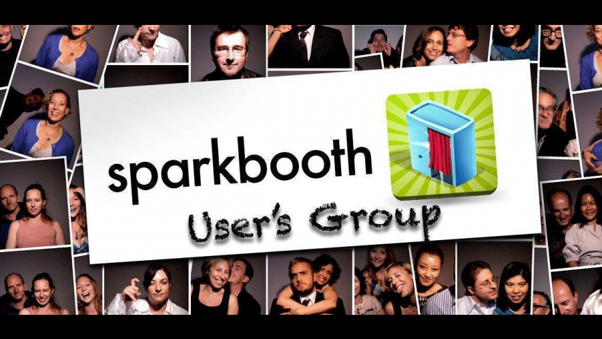 Sparkbooth for Mac - review, screenshots