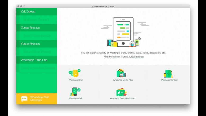 WhatsApp Pocket for Mac - review, screenshots