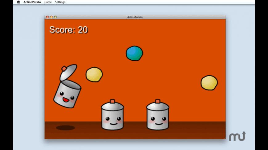 ActionPotato for Mac - review, screenshots