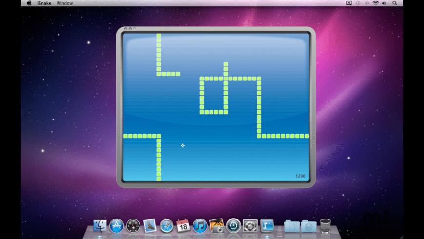 iSnake for Mac - review, screenshots