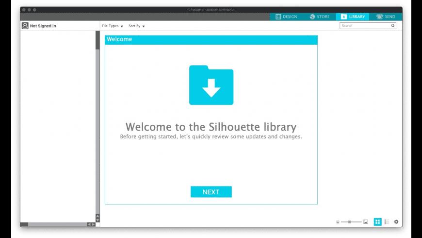 Silhouette Studio for Mac - review, screenshots