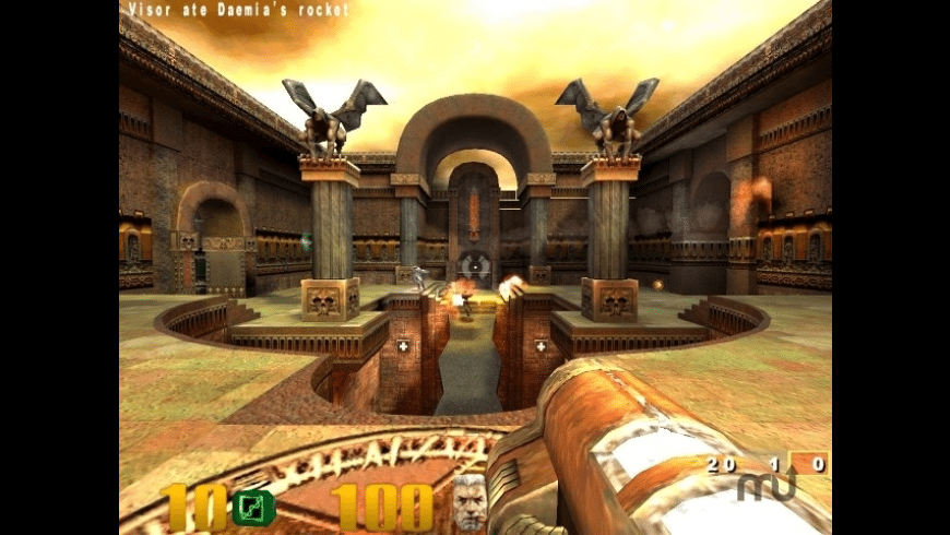 Quake III Arena for Mac - review, screenshots