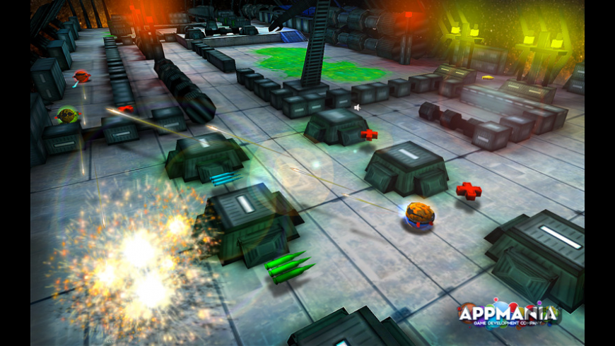 Iron Wars for Mac - review, screenshots