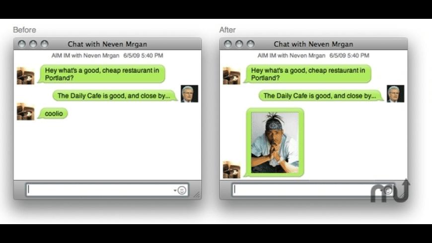 LuckyImage for Mac - review, screenshots