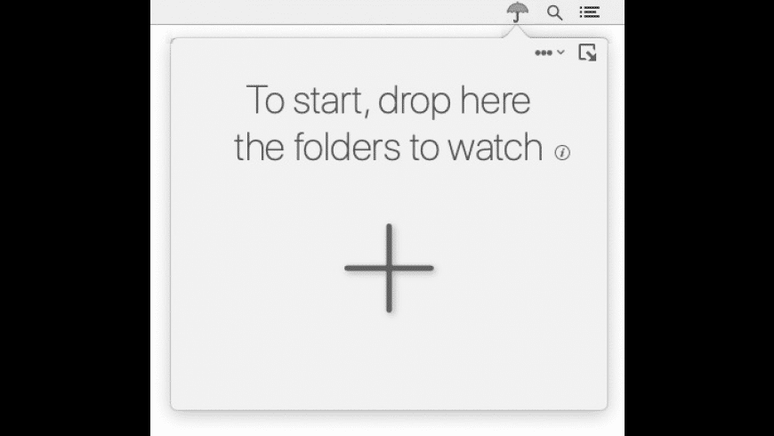 Umbrella for Mac - review, screenshots