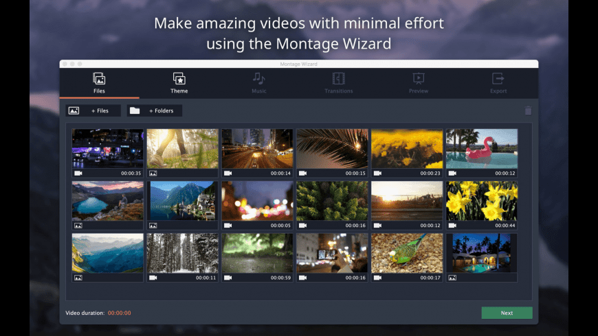 Movavi Video Editor for Mac - review, screenshots