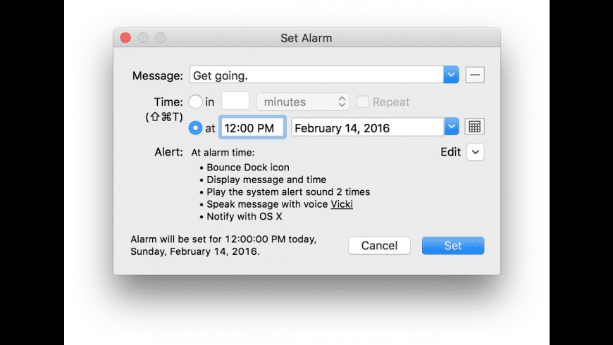 Pester for Mac - review, screenshots