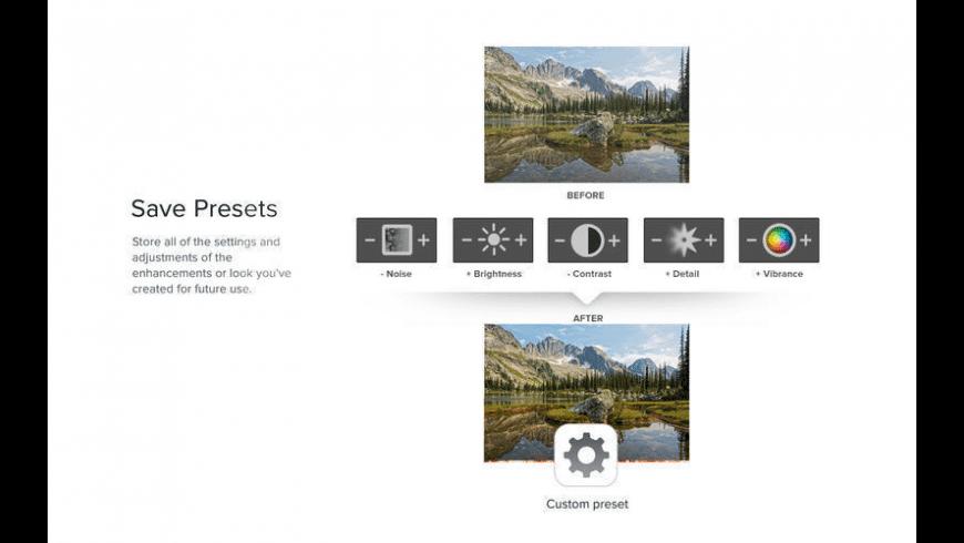 Perfect Enhance for Mac - review, screenshots