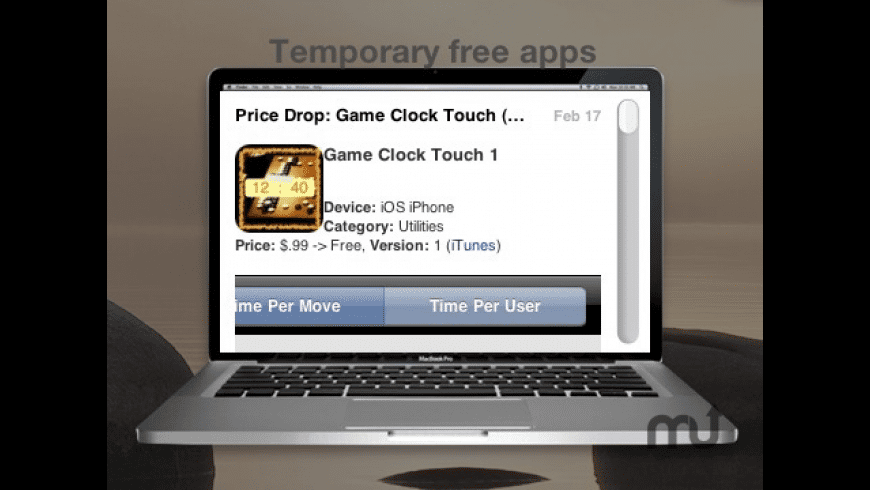 Temporary Free iPad Apps for Mac - review, screenshots