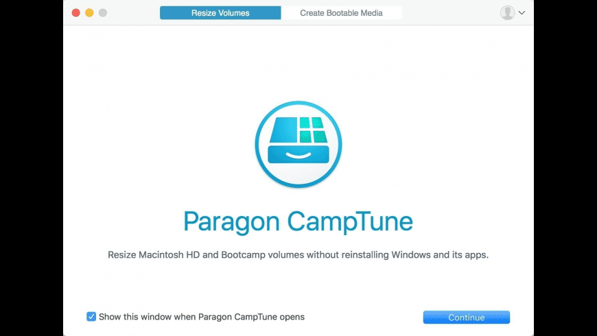 CampTune for Mac - review, screenshots