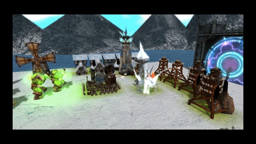 Hordes of Orcs 2 for Mac - review, screenshots