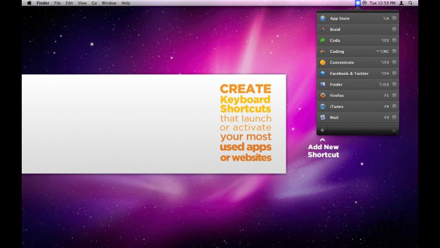 Launch it! for Mac - review, screenshots