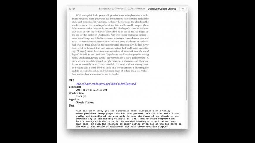 Screenotate for Mac - review, screenshots