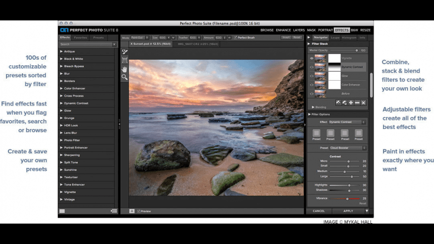 Perfect Photo Suite Basic Edition for Mac - review, screenshots