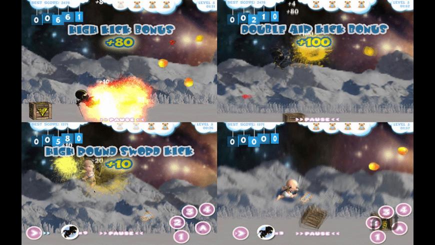 Baby Ninja for Mac - review, screenshots