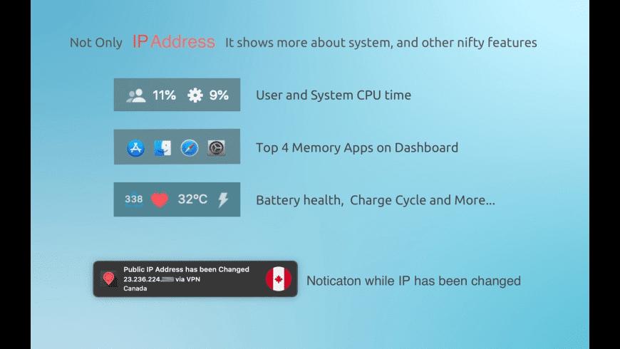 MyAddress for Mac - review, screenshots