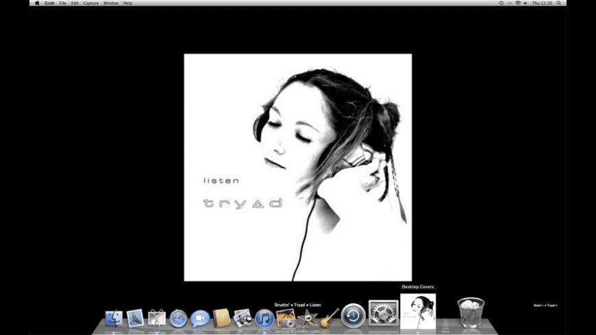 Desktop Covers for Mac - review, screenshots