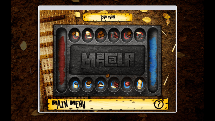 Mancala Kalah for Mac - review, screenshots