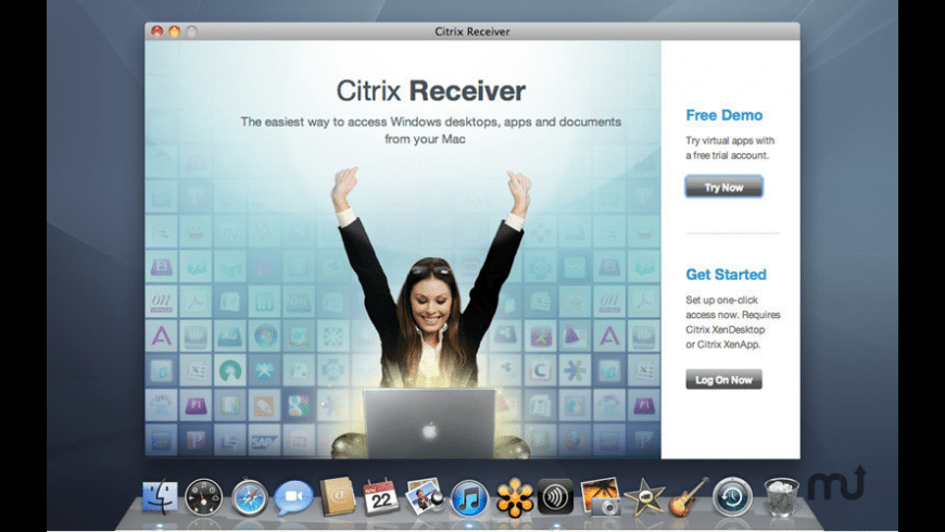 Citrix Workspace for Mac - review, screenshots