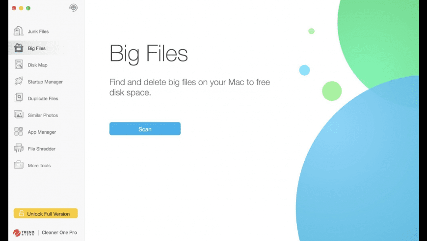 Cleaner One Pro for Mac - review, screenshots