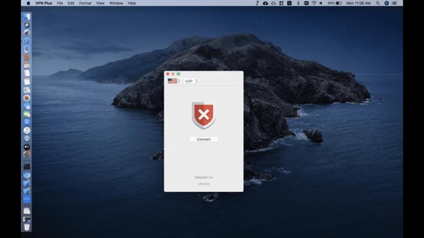 VPN Plus for Mac - review, screenshots