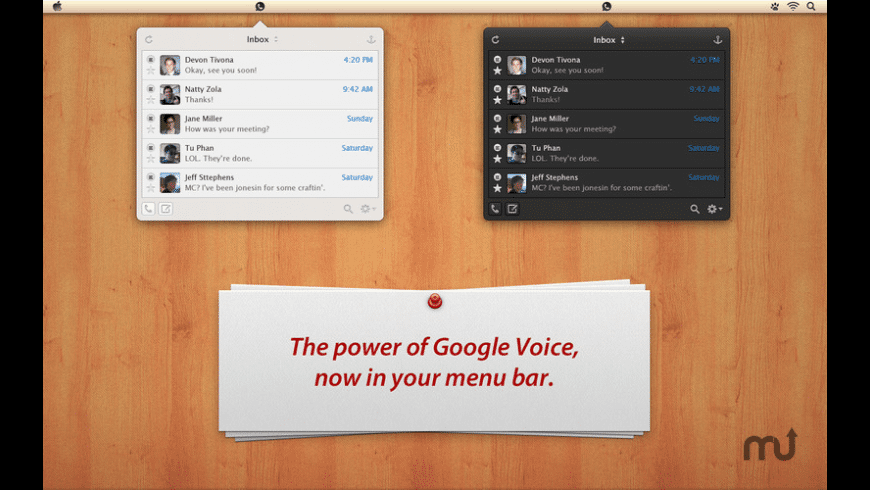 GrowlVoice for Mac - review, screenshots