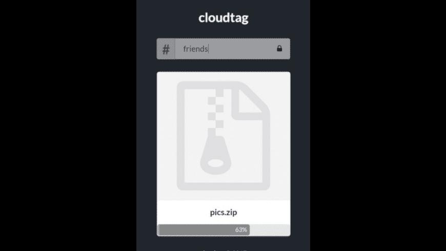 Cloudtag for Mac - review, screenshots