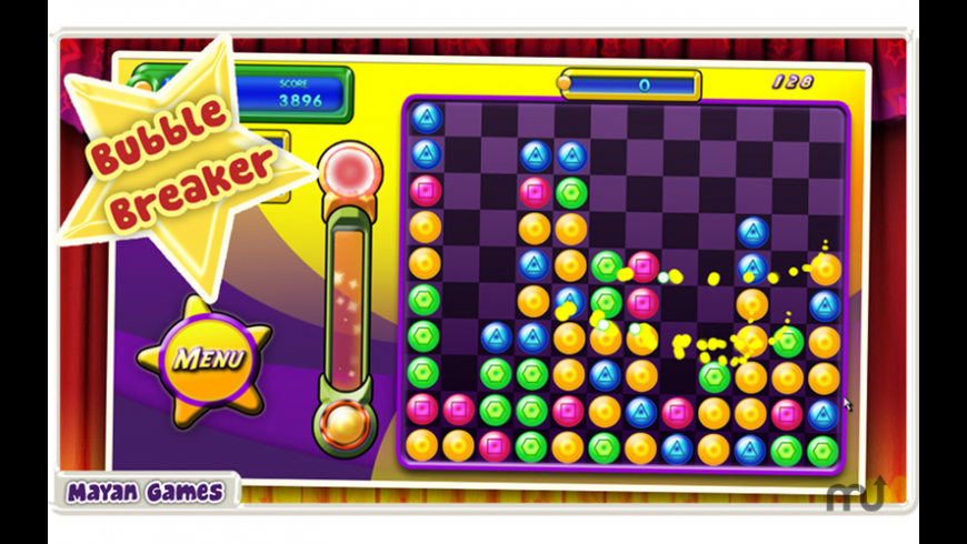 Bubble Breaker for Mac - review, screenshots