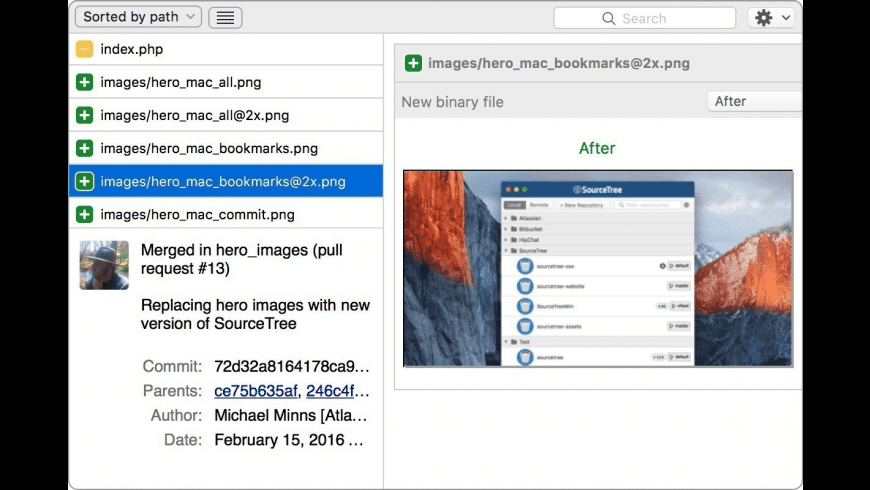 SourceTree for Mac - review, screenshots