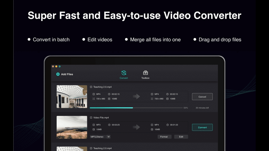 Filmage Converter for Mac - review, screenshots