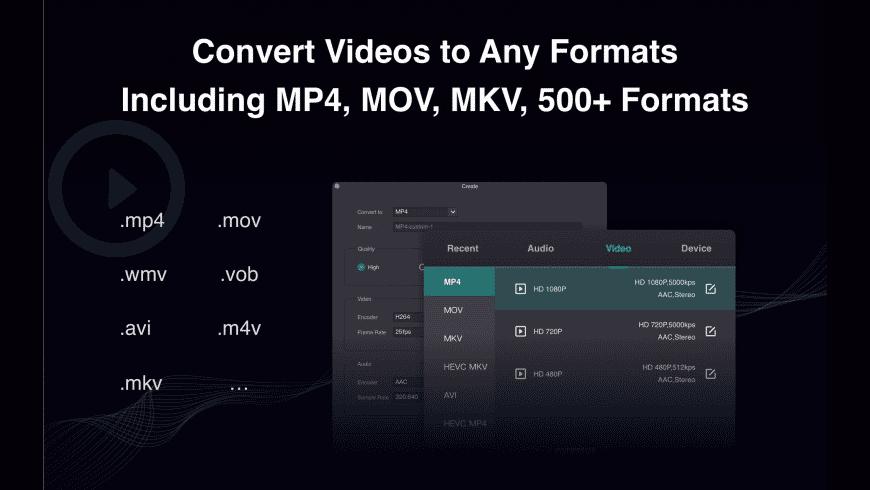 Filmage Converter Pro for Mac - review, screenshots