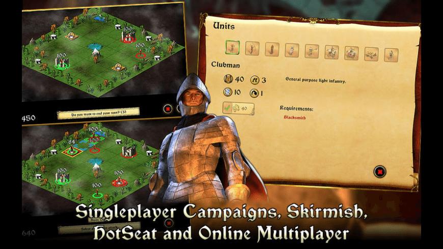 Medieval Battlefields for Mac - review, screenshots