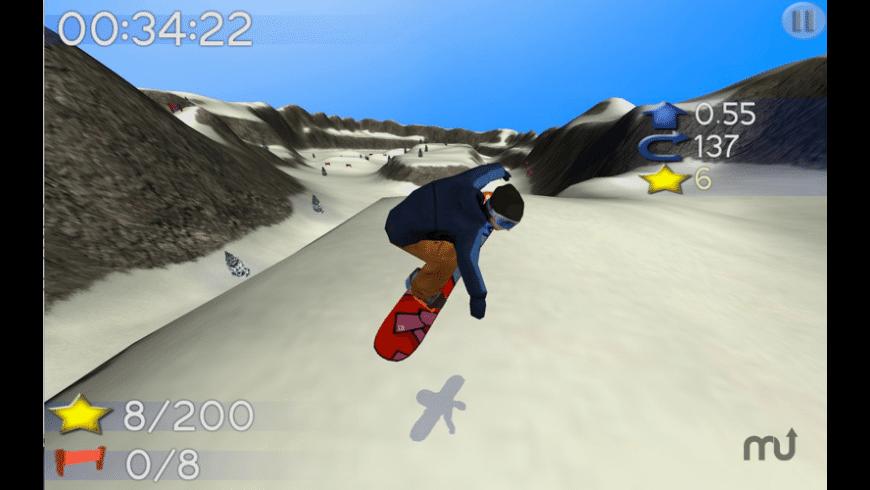 Big Mountain Snowboarding for Mac - review, screenshots