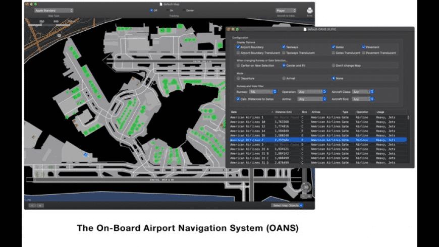 XAirports for Mac - review, screenshots