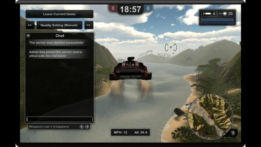 Carbon Combat Widget for Mac - review, screenshots