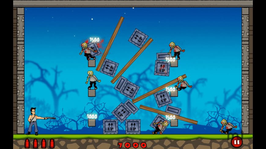 Stupid Zombies for Mac - review, screenshots