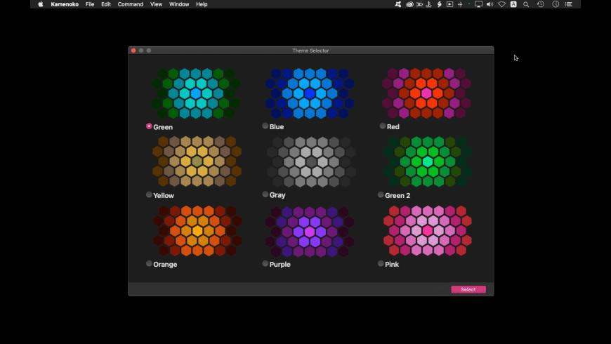 Kamenoko for Mac - review, screenshots