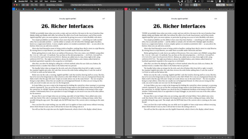 Double PDF for Mac - review, screenshots