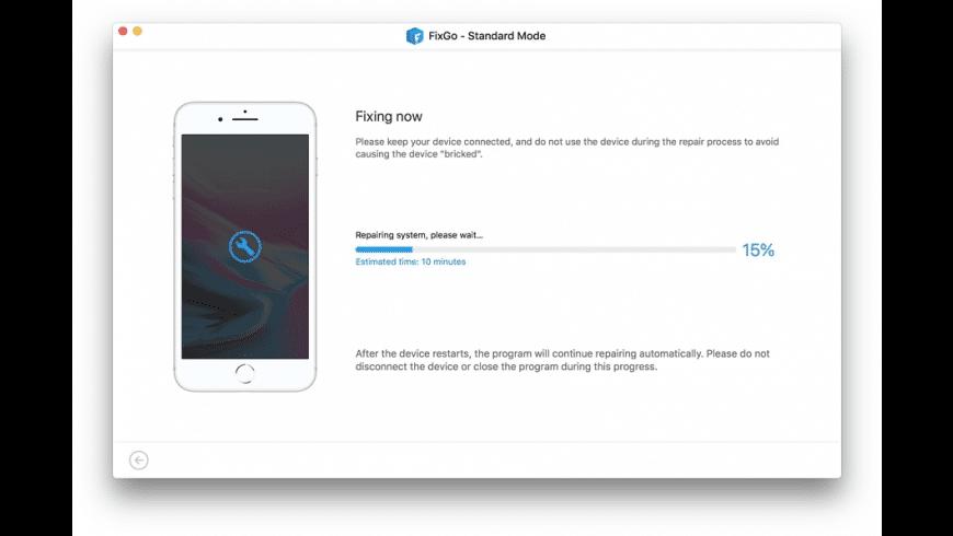 FixGo for Mac - review, screenshots