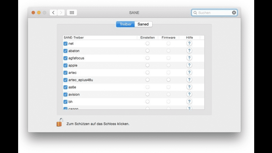TWAIN SANE for Mac - review, screenshots
