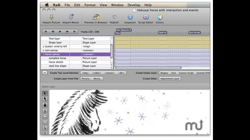 Radi for Mac - review, screenshots