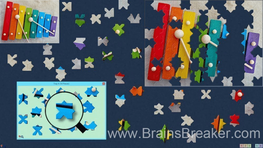 BrainsBreaker for Mac - review, screenshots