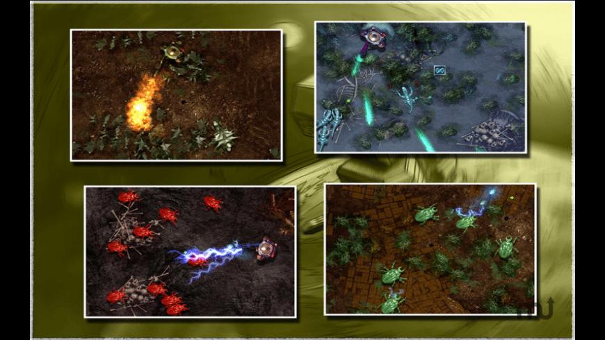 Crimsonworld for Mac - review, screenshots