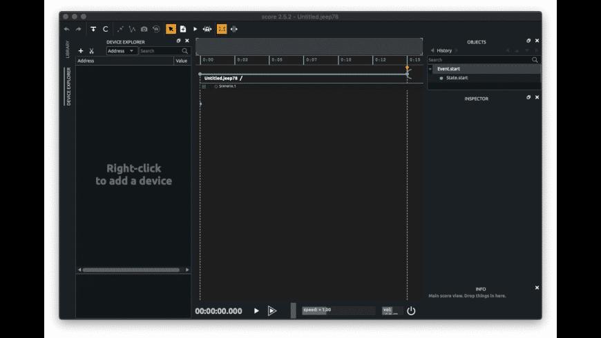 Score for Mac - review, screenshots