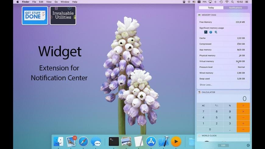 Memory Diag for Mac - review, screenshots
