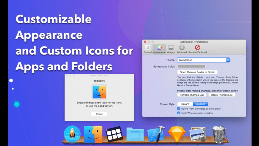 ActiveDock for Mac - review, screenshots